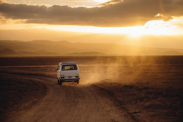 Podróże międzynarodowe czy musimy podążać własnym samochodem?